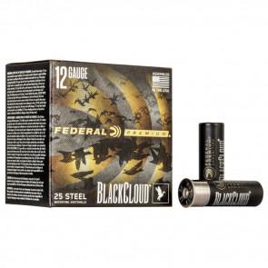 BLK CLD 12GA 3IN 1-1/4OZ SZ 4 25RD/BX