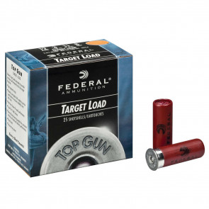 TOP GUN® TARGET - 12GA - 2 3/4 INCH - 1 1/8 OZ - #7.5 SHOT