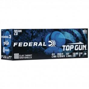 TOP GUN 20GA 2 3/4 7/8OZ 2.5DR 8 100/BX