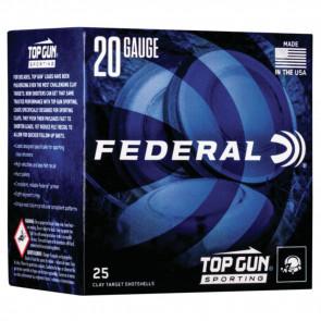 TOP GUN 20GA 2 3/4IN 7/8OZ 8 25/BX