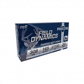 RIFLE SHOOTING DYNAMICS AMMUNITION, 308 WINCHESTER