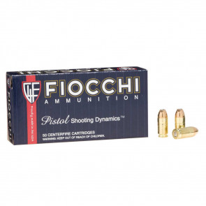 SHOOTING  DYNAMICS AMMO - 380 AUTO 95 GRAIN FMJ