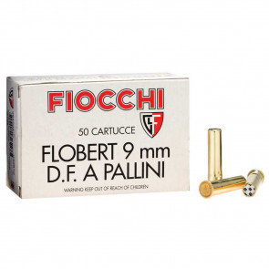 SPECIALTY 9MM RF FLOBERT #6 SHOT 50RD