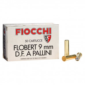 SPECIALTY 9MM RF FLOBERT #8 SHOT 50RD