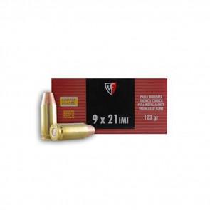 SD 9X21 PISTOL 123GR FMJTC 50RD