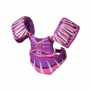 CHILD LITTLE DIPPERS VEST - CHEERLEADER