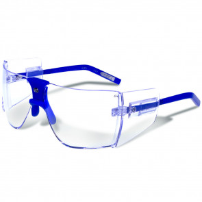 CLASSIC SUNGLASSES - BLUE/CLEAR