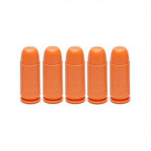 GLOCK DUMMY ROUNDS - 9MM, 50 PACK