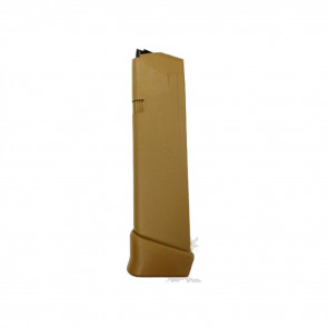 GLOCK G19X MAGAZINE - COYOTE BROWN - 9MM - 19 ROUNDS