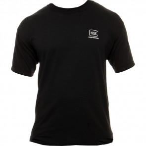 GLOCK PERFECTION T-SHIRT - BLACK, X-LARGE