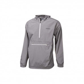 PACK-N-GO PULLOVER - GREY, LARGE