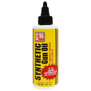 SYNTHETIC CLP GUN OIL - U.S. ARMY APPROVED - 4 FL. OZ. BOTTLE