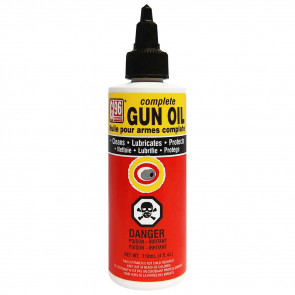 GUN OIL - 4 FL. OZ. BOTTLE