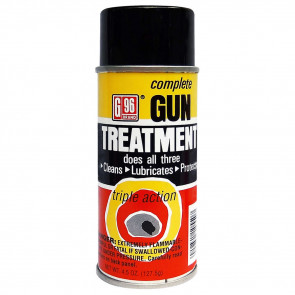 GUN TREATMENT  4.5 OZ. AEROSOL SPRAY CAN