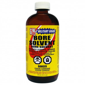 MILITARY GRADE BORE SOLVENT - 16 FL. OZ.
