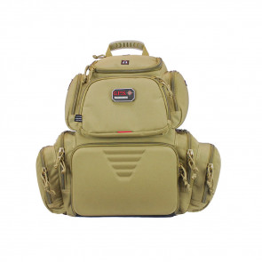 FREESTANDING HANDGUNNER BACKPACK, TAN