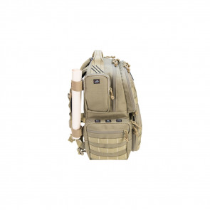 TAC RANGE 2 1/2 GUN RANGE BACKPACK - TAN