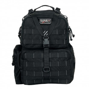 TACTICAL RANGE BACKPACK, BLACK