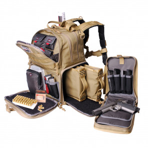 TACTICAL RANGE BACKPACK, TAN
