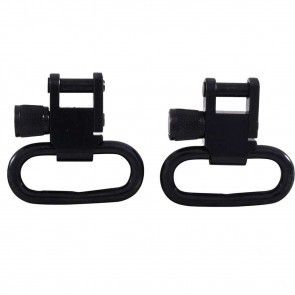 "GT™ SWIVEL SETS FOR BOLT ACTION RIFLES - 1"" LOOPS - BLACK-OXIDE FINISH"