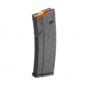 AR-15 MAGAZINE POLYMER SERIES 2, BLACK, 15 ROUNDS
