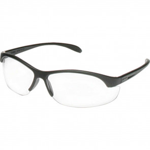 HL200 YOUTH SHARP-SHOOTER EYEWEAR - BLACK FRAME/CLEAR LENS