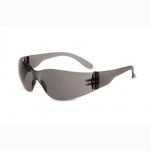 UVEX XV108 EYE PROTECTION - GRAY, GRAY, UNCOATED