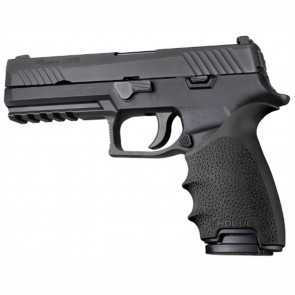 HANDALL BEAVERTAIL GRIP SLEEVE SIG SAUER P320 COMPACT BLACK