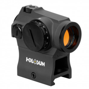 HOLOSUN ELECTRONIC MICRO SIGHT - HE503R-GD, GOLD RETICLE