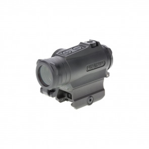 ELITE TITANIUM MICRO REFLEX SIGHT - RED CIRCLE DOT/QD/TITANIUM