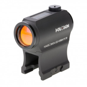 CLASSIC MICRO REFLEX SIGHT - DOT/SOLAR PANEL/SHAKE AWAKE