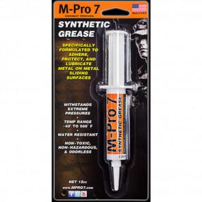 M-PRO7 SYNTHETIC GREASE - 12CC/12ML SYRINGE