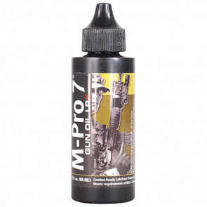 M-PRO7 GUN OIL LPX - 2 OZ. BOTTLE
