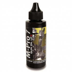 M-PRO7 GUN OIL LPX - 4 OZ. BOTTLE