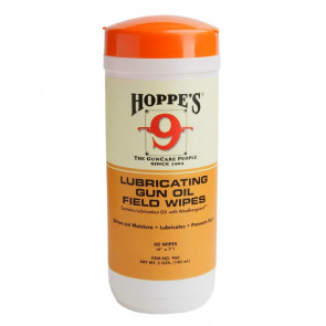 LUBRICATING OIL WIPES ORANGE