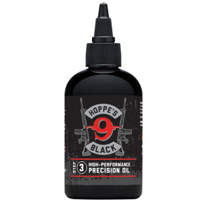 HOPPE'S BLACK PRECISION OIL - 2 OZ