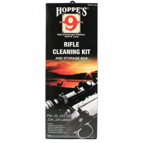 RIFLE 22 CAL CLEANING KIT BOXED