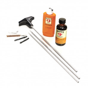 RIFLE KIT WITH ALUMINUM ROD - .22, .222, .223, .224, .225, .243, .25, .25-06, .257