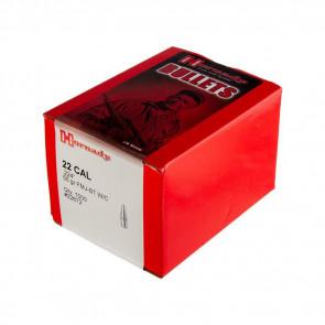 BULLET 22CAL 224 55GR FMJ-BT W/C 1000/BX