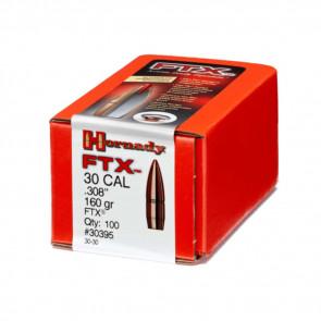 """FTX BULLET - 30 CAL. 0.308"""" , 160 GR, 100/BX"""