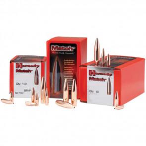 ELD-M  30 CAL .308 208 GR. MATCH BULLETS 100 RD/BX