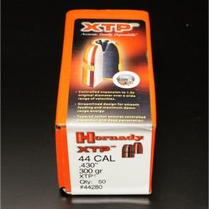 BULLET 44 CAL 430 300 GR HP/XTP 50/BX