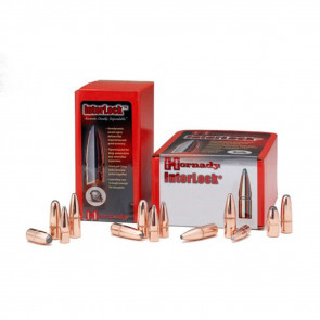 INTERLOCK® BULLETS - 45 CALIBER, 350 GR, .458, 50/BX