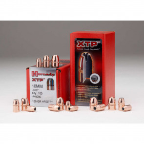 XTP® EXTREME TERMINAL PERFORMANCE BULLETS - 45 CALIBER, 250 GR, .452, 100/BX