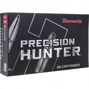 PRECISION HUNTER® AMMUNITION - 7MM SHOOTING TIMES WESTERNER, ELD-X, 162 GR, 20/BX