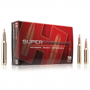 SUPERFORMANCE AMMUNITION - 35 WHELEN, SP INTERLOCK, 200 GR, 20/BX
