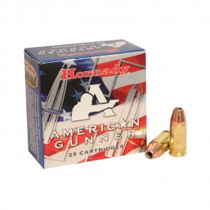 AMERICAN GUNNER 9MM LUGER AMMUNITION 115 GR XTP - 25 ROUNDS