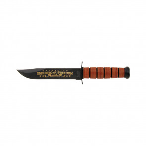 USN OPERATION ENDURING FREEDOM COMMEMORATIVE KNIFE