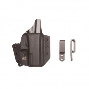 DEFENDER HOLSTER - S&W M&P SHIELD 9/40, RIGHT HAND, BLACK