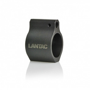 GB750-S ULTRA LOW PROFILE GAS BLOCK, BLACK
